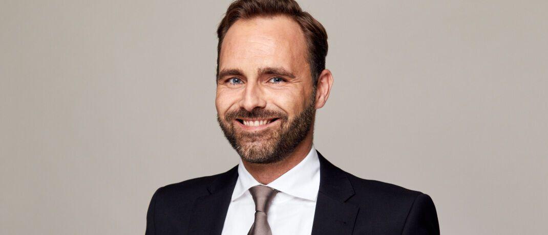 Michael Hennig: Der 45 Jahre alte Vertriebs- und Wertpapierspezialist wechselt von der Fondsgesellschaft Fidelity International zu Swiss Life Asset Managers. |© Swiss Life Asset Managers