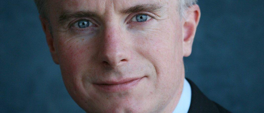 Michael O'Sullivan ist Investmenchef der International Wealth Management Division bei der Schweizer Großbank Credit Suisse.|© Credit Suisse