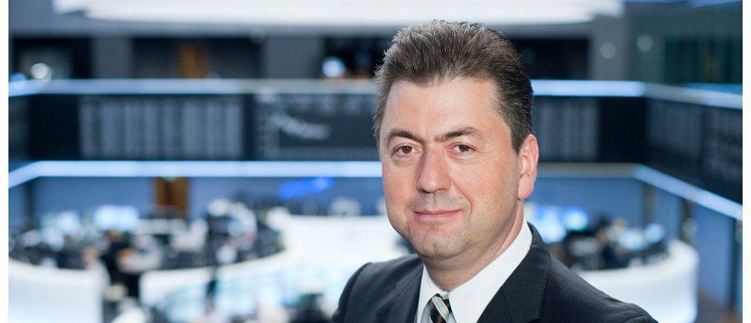 Robert Halver leitet die Kapitalmarktanalyse bei der Baader Bank. © Baader Bank