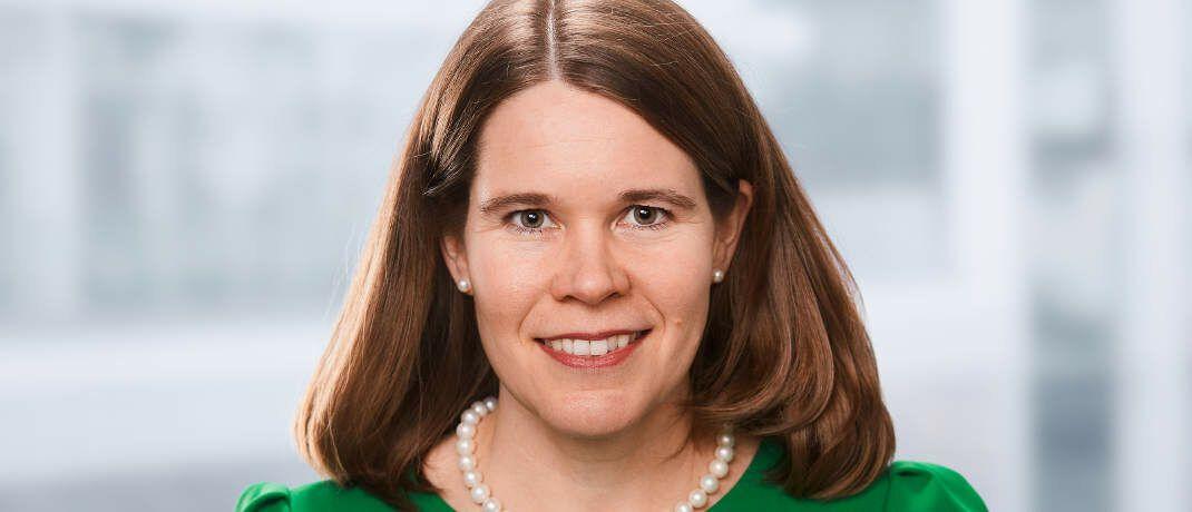 Anja Nieberding übernimmt die Geschicke von NN IP in Deutschland|© NN IP