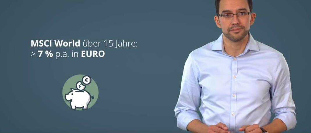 Screenshot des Finanztip-Videos © Screenshot, Youtube