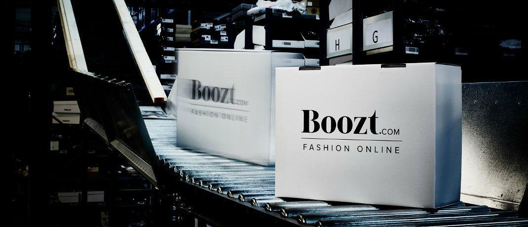Online-Boutique Boozt: In den schwedischen Zalando-Konkurrenten investieren Nebenwerte-Fonds wie der Echiquier Entrepreneurs.|© Boozt.com