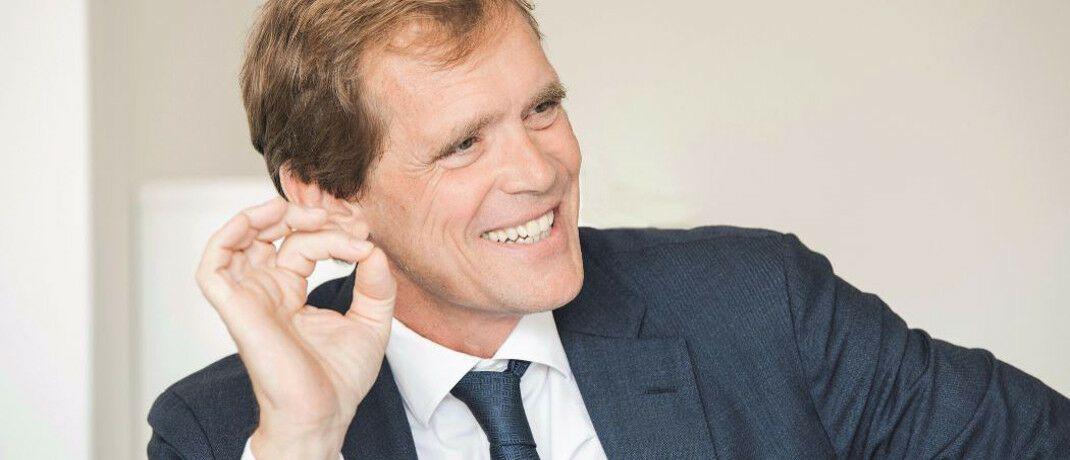 Didier Le Menestrel gilt in Frankreich als Grandseigneur der Investmentbranche. Er ist Präsident der Fondsgesellschaft La Financière de l'Echiquier (LFDE), die er 1991 zusammen mit seinem Schwager, Christian Gueugnier, gründete. Das Pariser Haus verwaltet rund 11 Milliarden Euro.|© LFDE