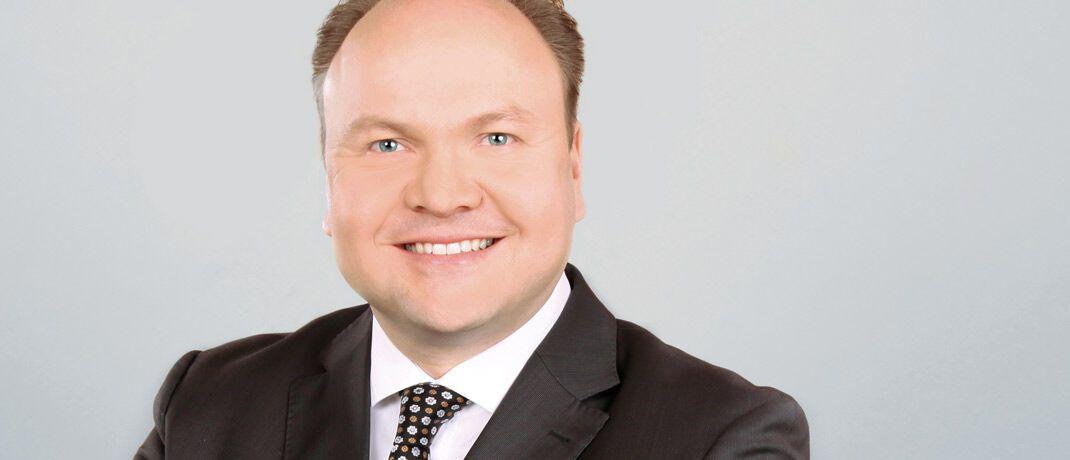 Ralph Thierer ist seit 2015 Mitgesellschafter und alleiniger Geschäftsführer bei VMK Vermögen mit Konzept in Gießen|© VMK