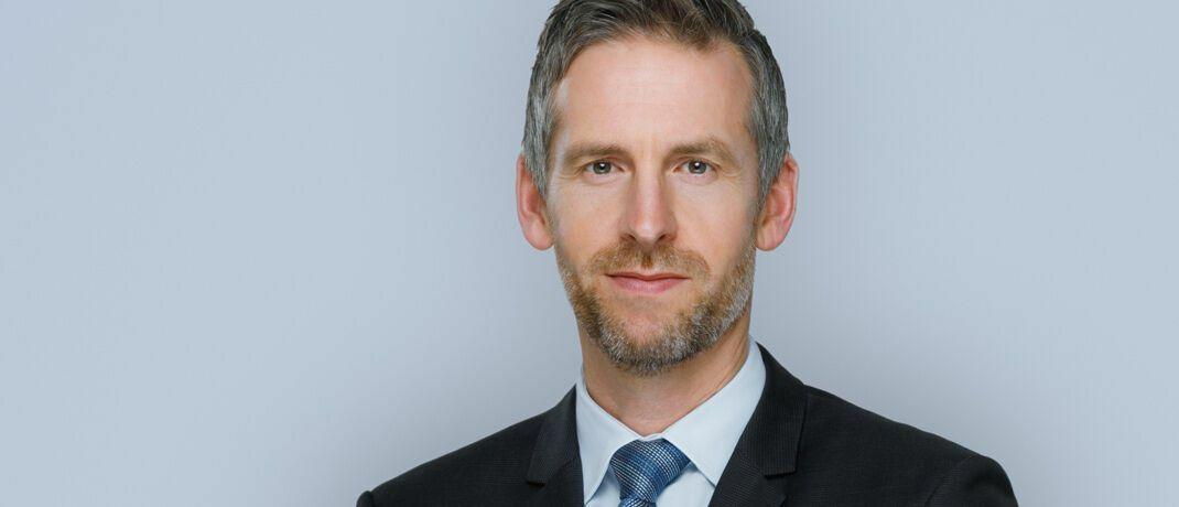 Andreas Beys Finanzvorstand des Kölner Dachfondshauses Sauren. Beys ist auch Mitglied im Steuerausschuss des deutschen Fondsverbands BVI.|© Sauren
