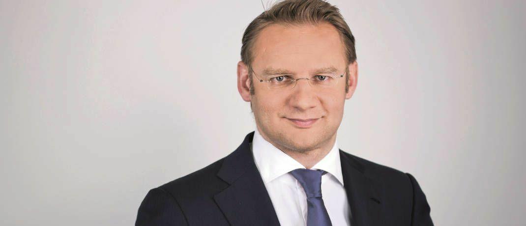 Freut sich auf künftige Herausforderungen: Dachfonds-Pionier Eckhard Sauren.|© Sauren