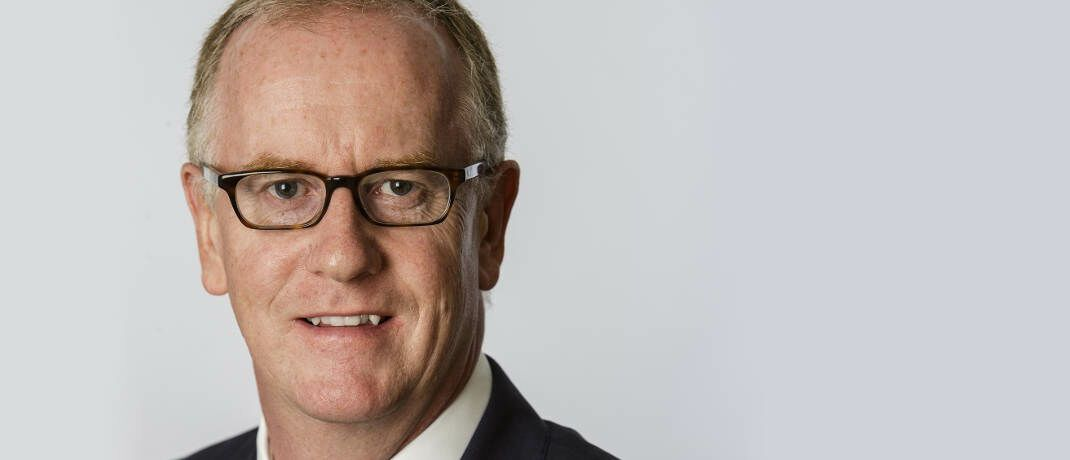 Paul Brain ist einer der Verantwortlichen für den neuen Rentenfonds von BNY Mellon|© BNY Mellon
