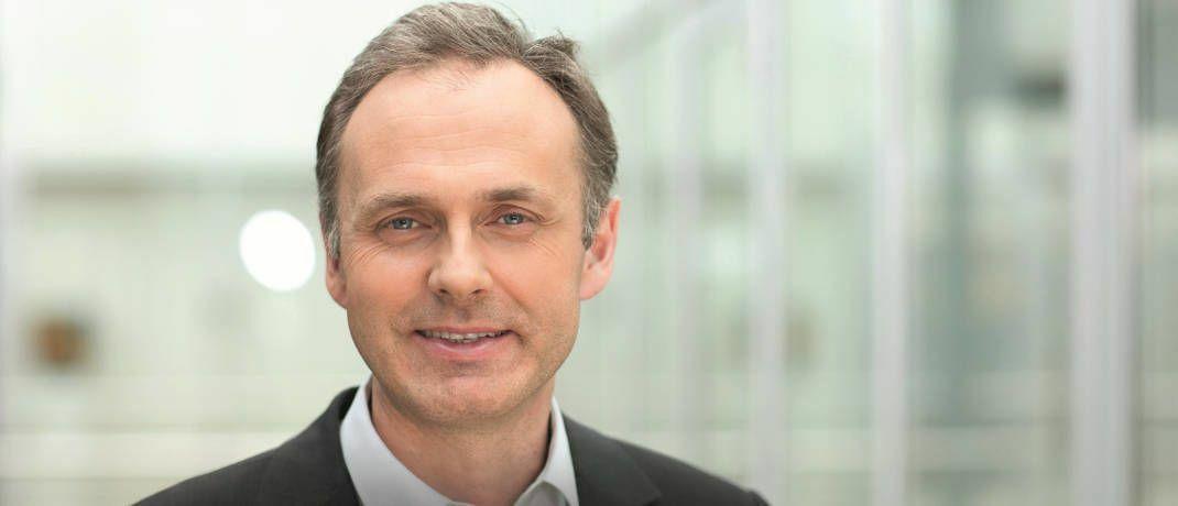 Will auch risikoscheue Anleger überzeugen können: Dividenden-Fondsmanager Thomas Schüßler, DWS|© DWS