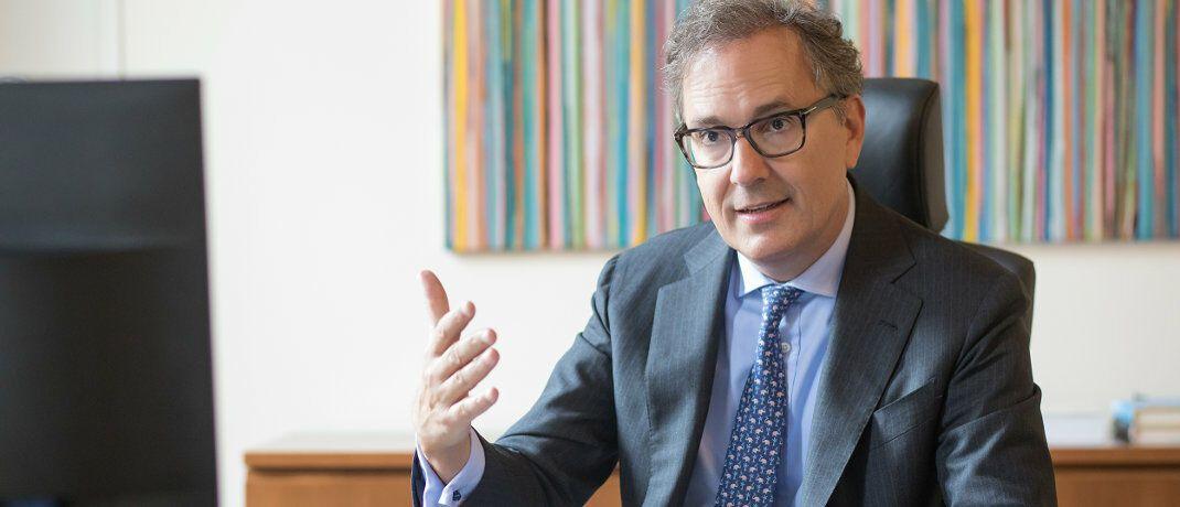 Alexander Eberan ist Vorstand beim österreichischen Bankhaus Krentschker, Unternehmenstochter der Steiermärkischen Bank und Sparkassen.|© Bankhaus Krentschker