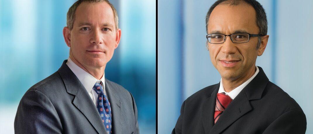Roger Bayston und Patrick Klein von Franklin Templeton glauben, dass vor allem Routinearbeitsplätze der kommenden Automatisierungswelle zum Opfer fielen.