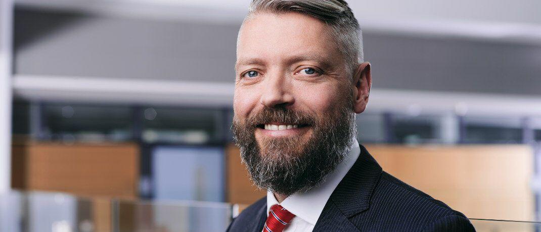 Ist neuerdings Chef der Geschäftsführung bei der Börse Stuttgart: Alexander Höptner.|© Börse Stuttgart
