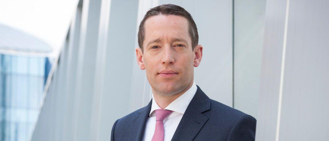 Übernimmt die Leitung des Retail-Vertriebs in Deutschland und Österreich: Harald Rieger, DWS|© DWS