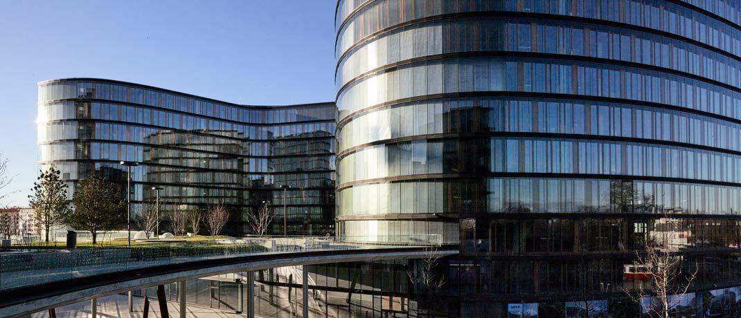 Campus der Erste Bank in Wien.|© Erste Bank/Christian Wind