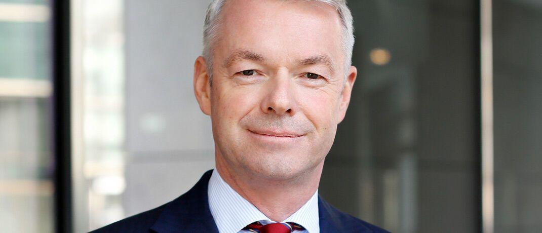 Wird Deutschlandchef bei BNP Paribas AM: Ingo Ahrens|© BNP Paribas