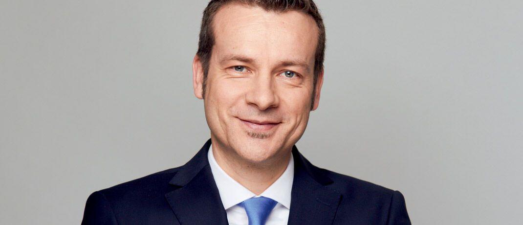 Carsten Roemheld von Fidelity International: Der Kapitalmarktstratege beschäftigt sich eingehend mit den Megatrends unserer Zeit.|© Fidelity International