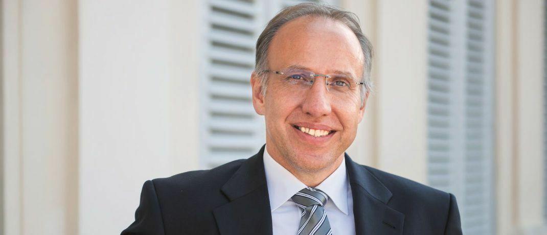 Thomas Wüst, Geschäftsführer Valorvest|© Valorvest