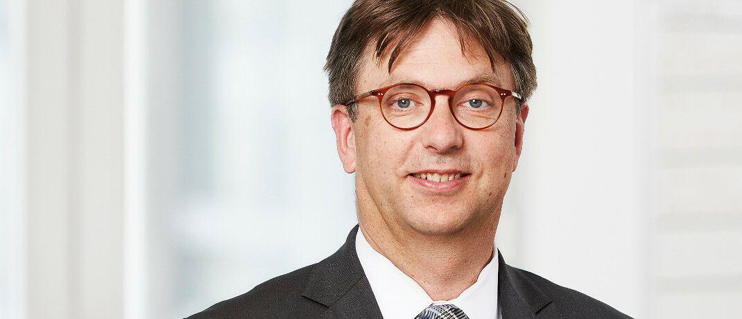 Reinhard Pfingsten, Chief Investment Officer der Bethmann Bank|© Bethmann Bank