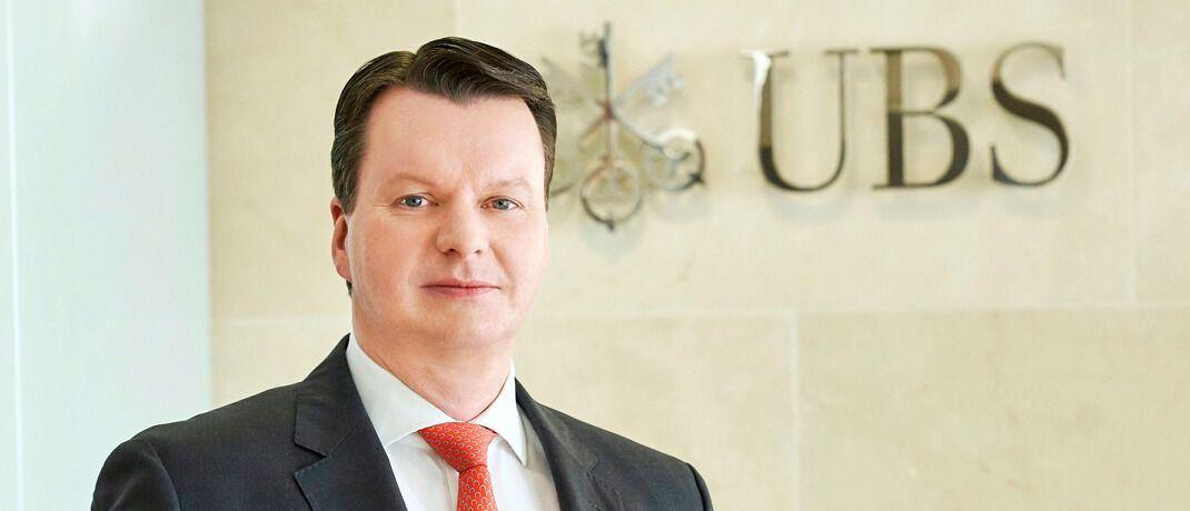 Clemens W. Bertram: Der bisherige Leiter Vertriebspartner Deutschland und Osteuropa verlässt UBS Asset Management.|© UBS Asset Management