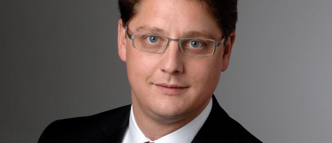 Florian Rehm, Leiter institutionelle Kunden für Deutschland und Österreich, leitet das neue Düsseldorfer Büro des Schweizer Asset Managers Unigestion.