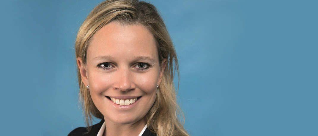 Will bis 2023 das ETF-Geschäft verdoppeln: Fannie Wurtz, Leiterin ETF, Indexing & Smart Beta bei Amundi