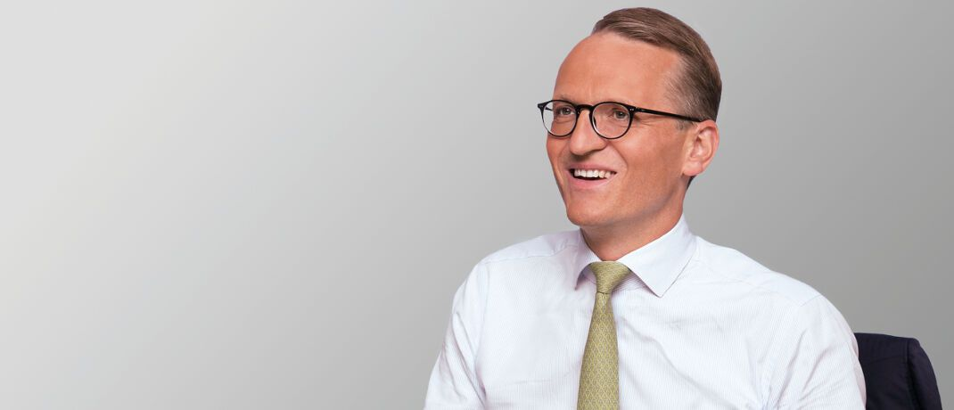 Christoph Bergweiler verantwortet seit April 2012 das Deutschlandgeschäft von J.P. Morgan Asset Management. 2017 kamen noch die Regionen Österreich, Zentral- und Osteuropa sowie Griechenland hinzu |© J.P. Morgan AM