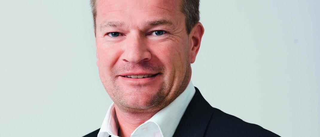 Jens Hansen managt seit 2001 den Macquarie Value-Invest Lux Global