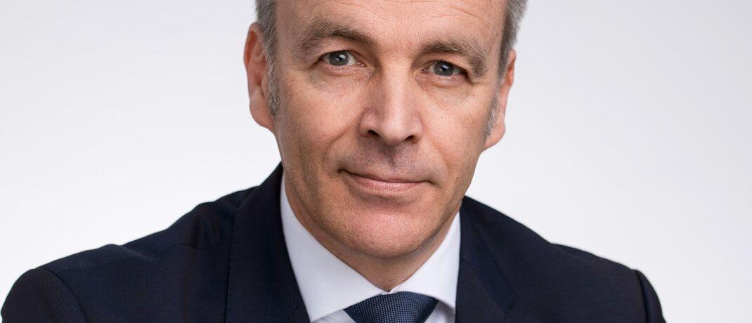 Michael Steiner leitet das deutschsprachige Kundengeschäft vom Frankfurter Büro aus.|© Nikko AM