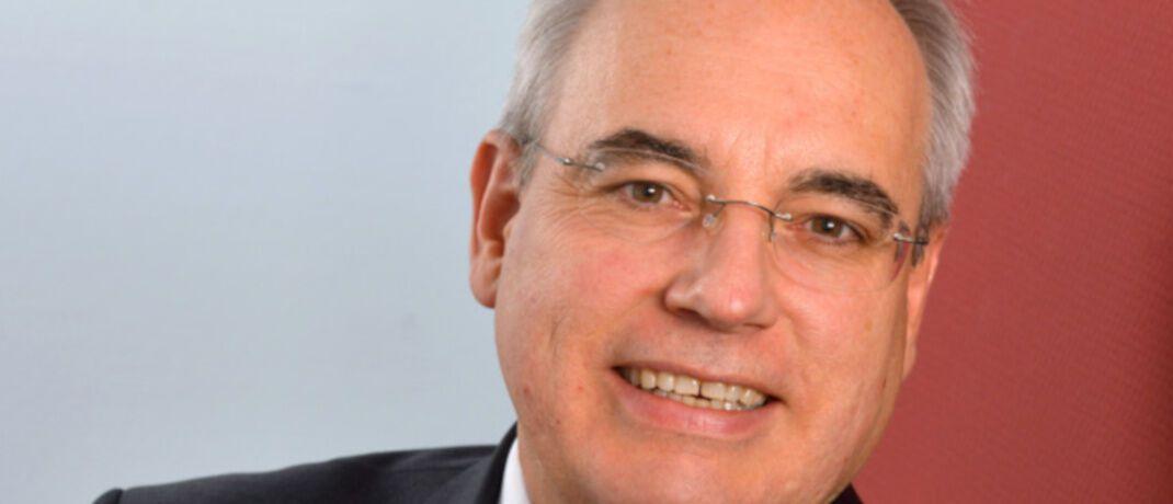 Rolf Tilmes, Vorstandsvorsitzender des FPSB Deutschland, erläutert Optimierungsmöglichkeiten zum Freibetrag bei der Abgeltungssteuer|© FPSB Deutschland