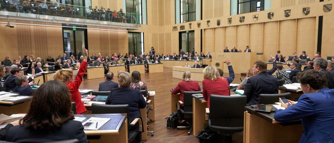 Bundesrat: Die Länderkammer beschäftigt sich aktuell mit Problemen der Pflegeversicherung in Deutschland. Ende März befassen sich die Fachausschüsse mit dem Thema. Danach entscheidet das Plenum über den vorgelegten Entschließungsantrag.|© Bundesrat | Sascha Radke