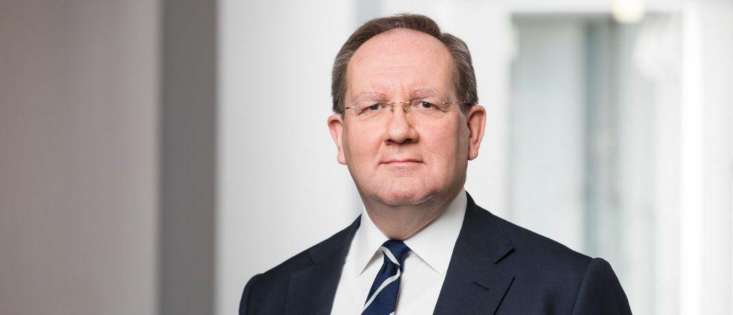 Bafin-Präsident Felix Hufeld. Die Finanzaufsichtsbehöre warnt regelmäßig vor Finanzakteuren, die in Deutschland ohne behördliche Erlaubnis tätig werden.|© Bernd Roselieb/Bafin