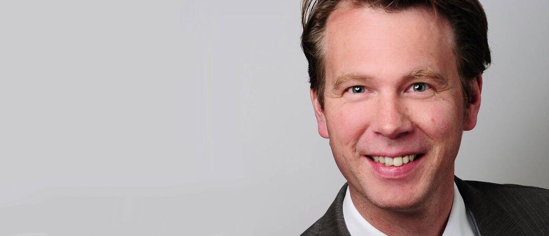Torben Peters ist Vorstandssprecher der Hövelrat Holding und Vermögenspartner der Proaktiva.