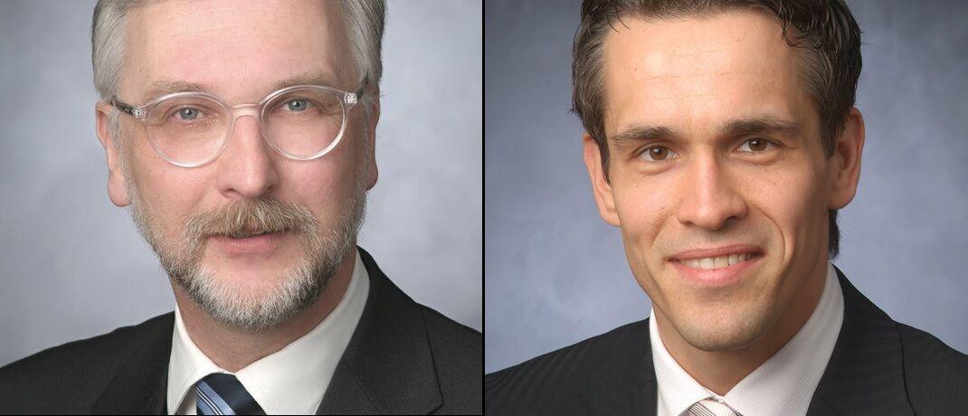Hartmut Göddecke (li.) und Marc Gericke von der Kanzlei Göddecke Rechtsanwälte geben Tipps, wie Anleger im Insolvenzverfahren Ansprüche anmelden können. |© Göddecke Rechtsanwälte