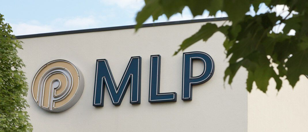 Hauptgebäude der MLP Finanzberatung in Wiesloch. Das Unternehmen baut sein Immobiliengeschäft aus.|© MLP
