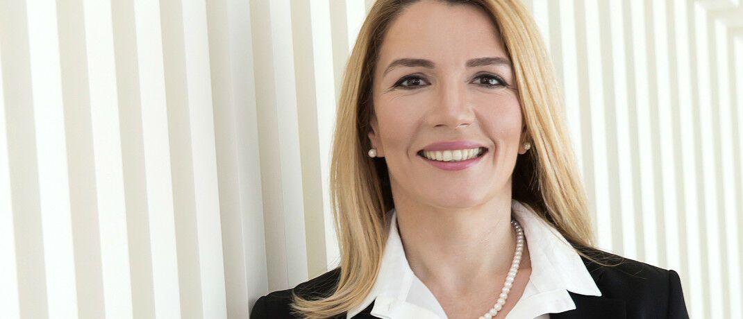 Aylin Somersan Coqui: Die Mutter zweier Kinder wurde von den Aufsichtsräten der Allianz Deutschland und ihrer Tochtergesellschaften zur neuen Personalvorständin berufen.|© Allianz Deutschland AG