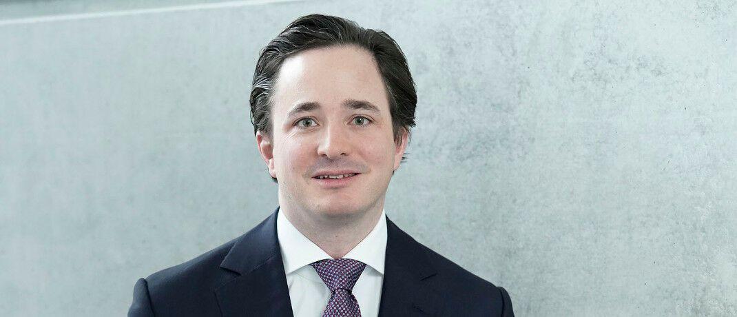 Markus Eichinger ist Executive Vice President Group Strategy beim Technologieunternehmen Wirecard. © Wirecard