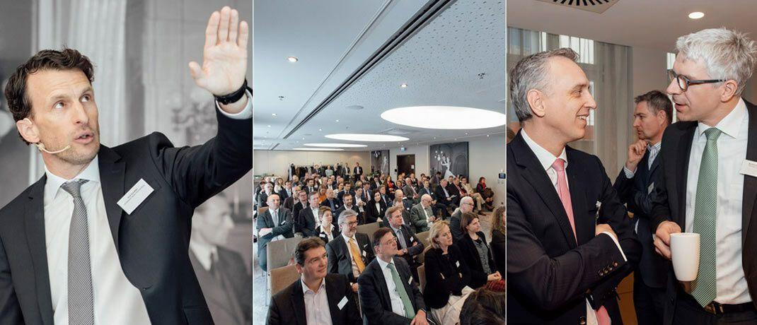 Branchentreffen in Wien: Die besten Bilder vom 8. Kapitalmarktforum der LBBW