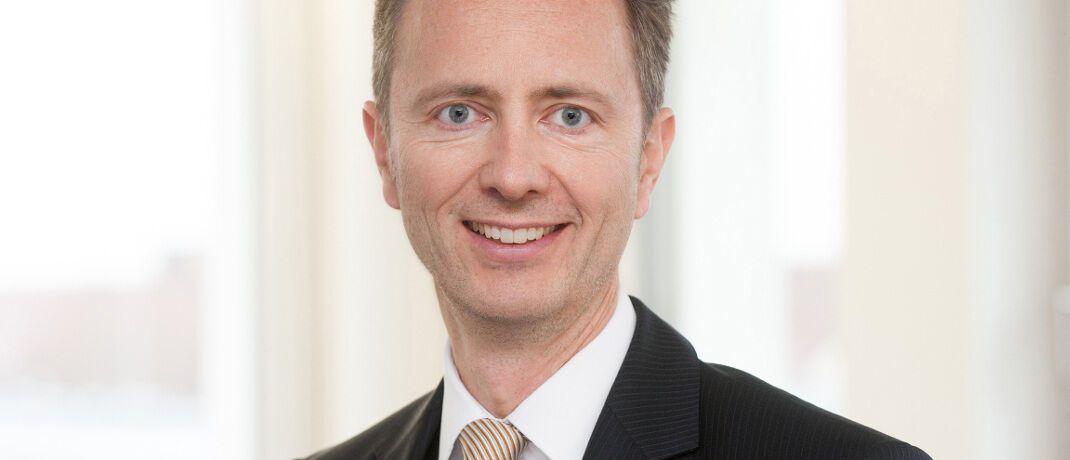 Gordon Grundler: Der Vorstand bei Primus Valor sieht kräftig steigende Renditedifferenzen zwischen A- und B-Lagen am deutschen Immobilienmarkt. Für ein lohnendes Investment müsse aber sichergestellt sein, dass die B-Lagen auch entwickelt werden.|© Primus Valor AG