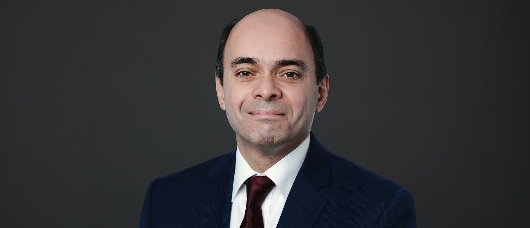Mondher Bettaieb, Leiter Unternehmensanleihen bei Vontobel Asset Management