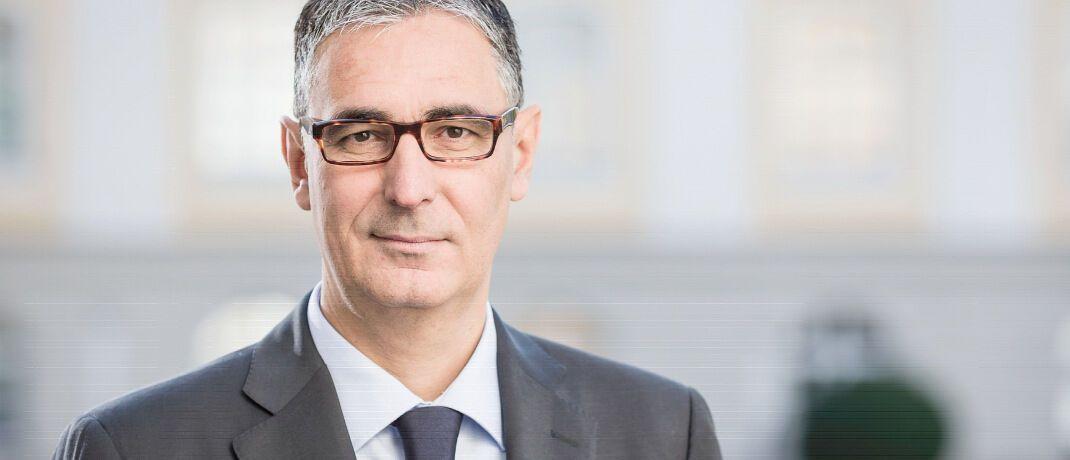 Gerd Häcker, geschäftsführender Gesellschafter der Steinbeis & Häcker Vermögensverwaltung in München. © Steinbeis & Häcker