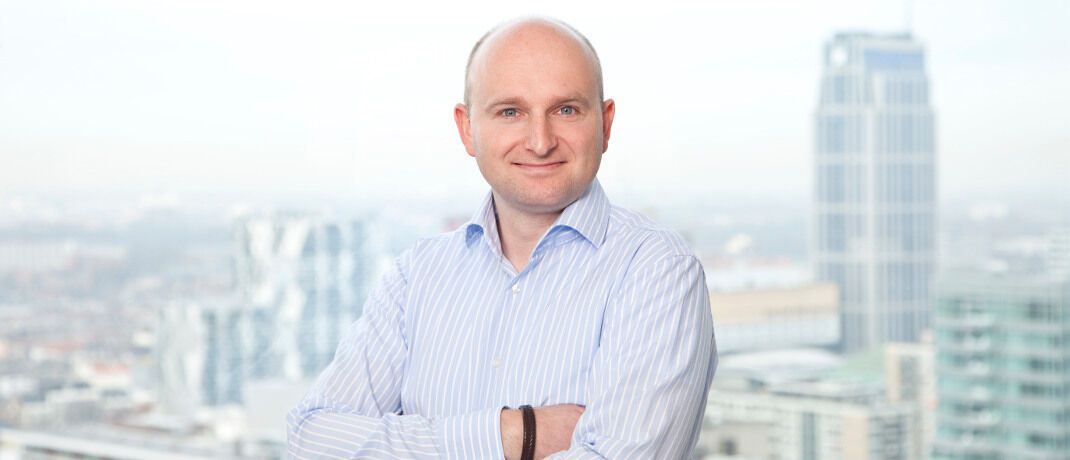 Jack Neele ist Mitglied des Trends Equities Team bei Robeco.|© Robeco