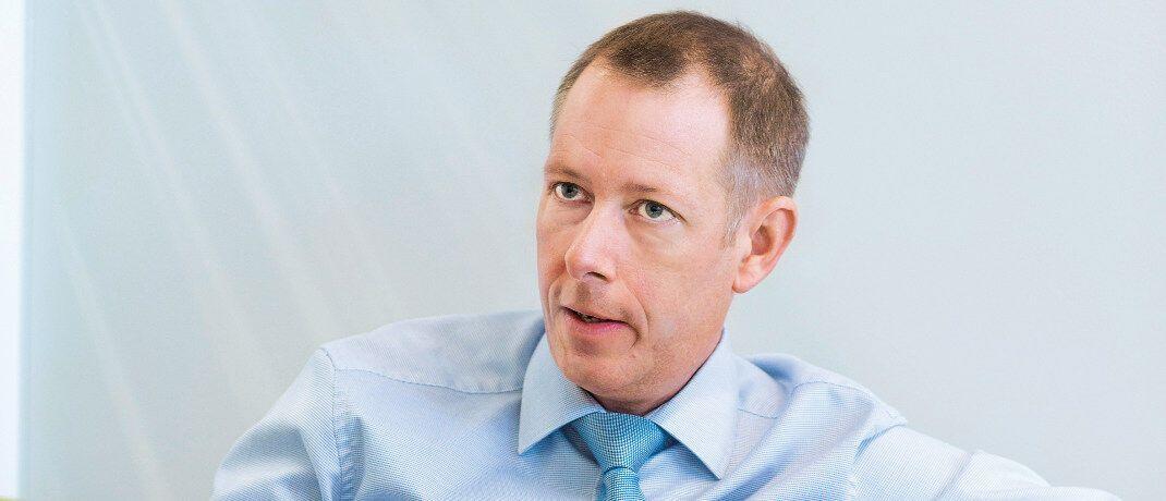 Andreas Lindner ist Chefanleger der Allianz Lebensversicherung und damit Herr über mehr als 250 Milliarden Euro. Mit seinem Team muss er rechnerisch jeden Tag 200 Millionen Euro anlegen.