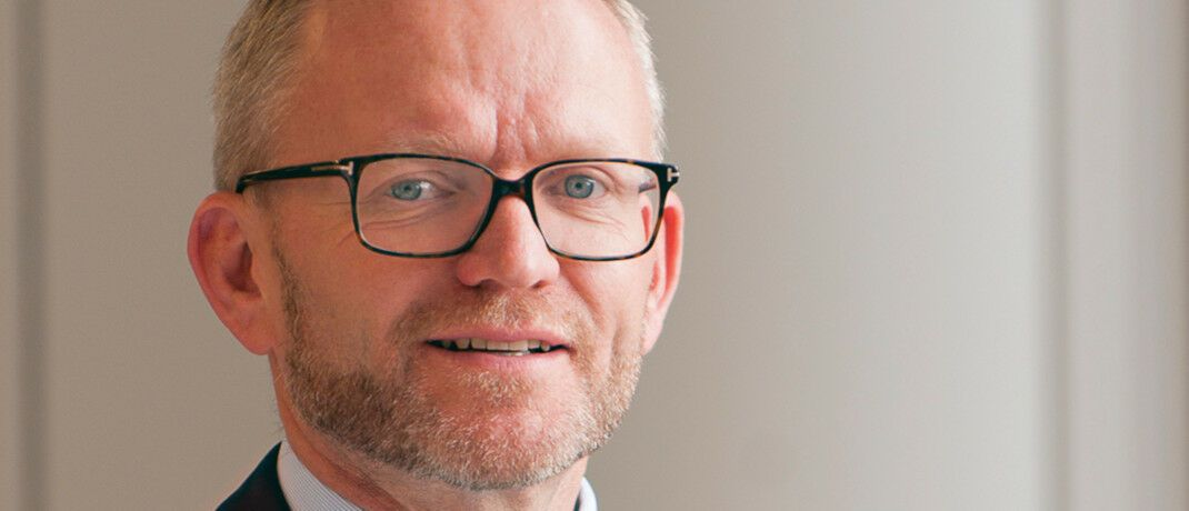 Nigel Dunne, Geschäftsführer bei Standard Life International, zeigt sich mit dem Urteil des obersten schottischen Zivilgerichts zufrieden.|© Standard Life