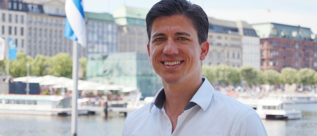 """Karsten Allesch: Der Geschäftsführer beim DEMV aus Hamburg möchte in einer aktuellen Mitteilung """"einiges klarstellen"""", wie er betont. © Deutscher Maklerverbund"""