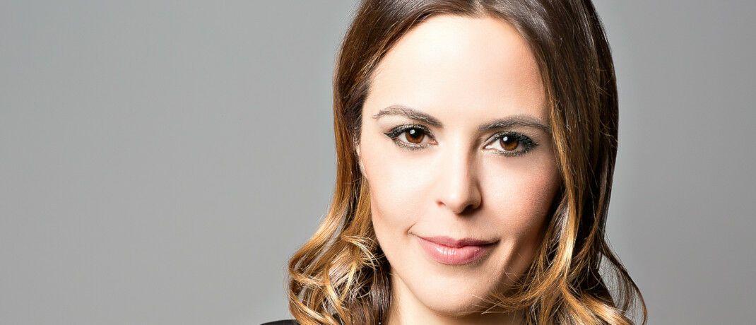 Filomena Cocco, Geschäftsführende Direktorin bei Muzinich für die Geschäftsentwicklung in Europa.|© Muzinich & Co.