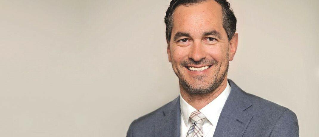 Martin Eberhard, Vorstand für Marketing und Vertrieb bei Fondskonzept.|© Fondskonzept