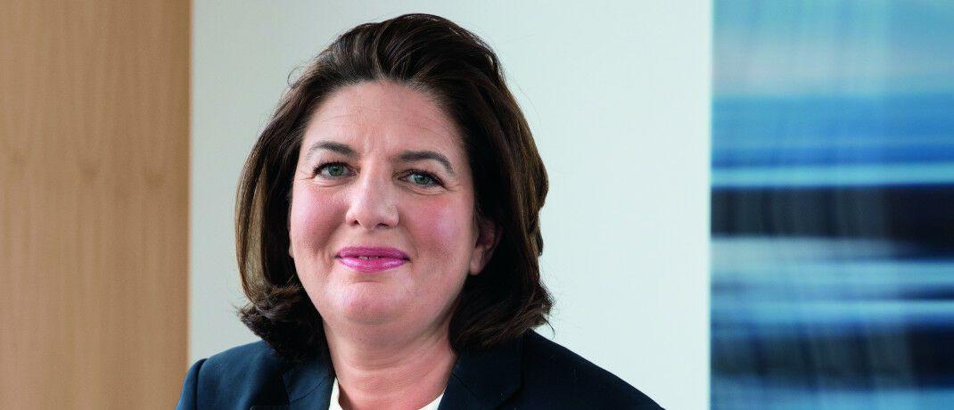 Valerie Baudson, Vorstand und Leiterin des weltweiten ETF-Geschäfts von Amundi.|© Amundi