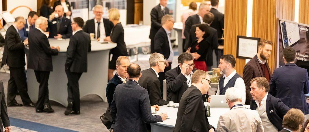 Zum 5. Finanzplaner Forum Rhein-Ruhr trafen sich jetzt Branchenprofis für zwei Tage in Düsseldorf.|© Axel Jusseit
