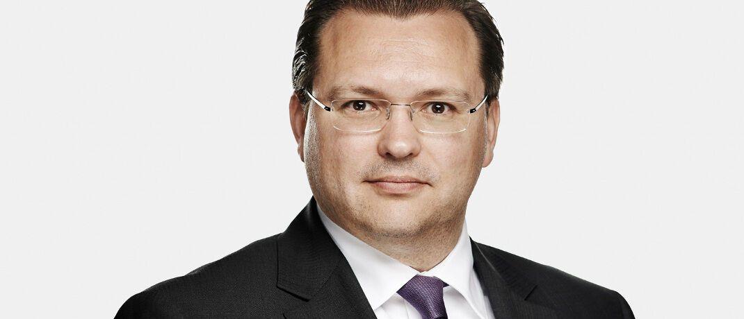 Thomas Meier ist Dividendenspezialist und managt bei Mainfirst die Fonds Global Dividend Stars und Euro Value Stars.|© Mainfirst