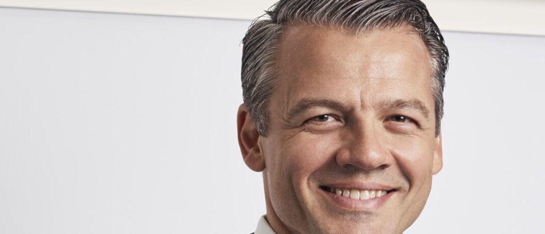 Mathias Müller, Leiter des europäischen Privatkundengeschäfts bei Allianz Global Investors.  © Allianz Global Investors