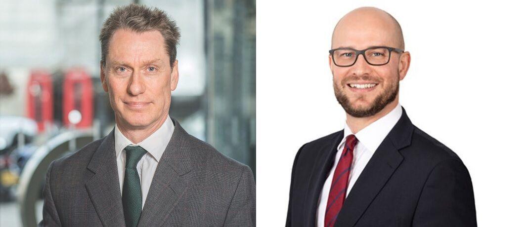 Neu bei Jupiter: Mark Nichols (re.) übernimmt die Fonds Jupiter European Growth Sicav und den Unit Trust von Alexander Darwall.